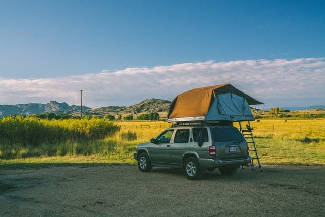 overlanding - types of camping