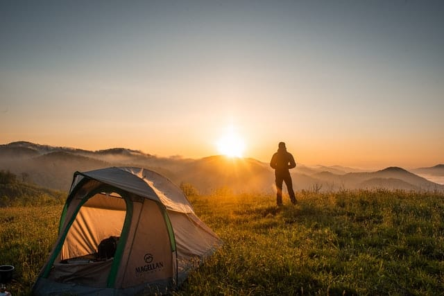 Adventure Camping - Types of Camping