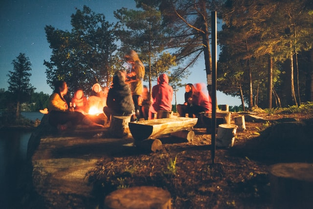 Themed Camping - types of camping